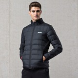 361 degree men's men's down jacket autumn and winter new 361 genuine light warm standing collar sports down jacket men