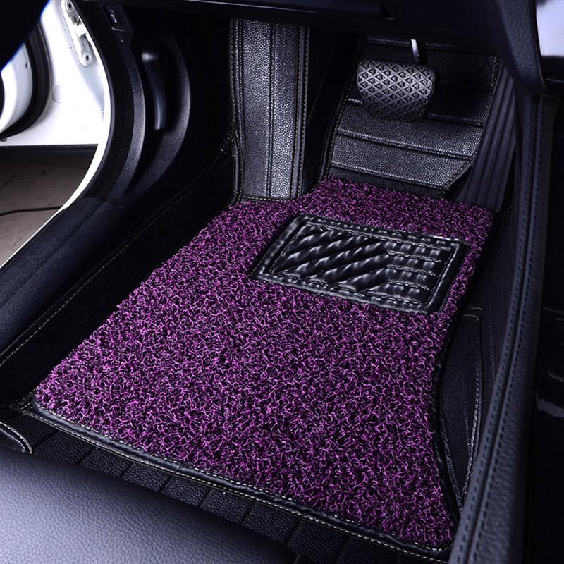 雪铁龙c3-xr脚垫c3xr全包围专用汽车环保无味防水丝圈主驾驶单片