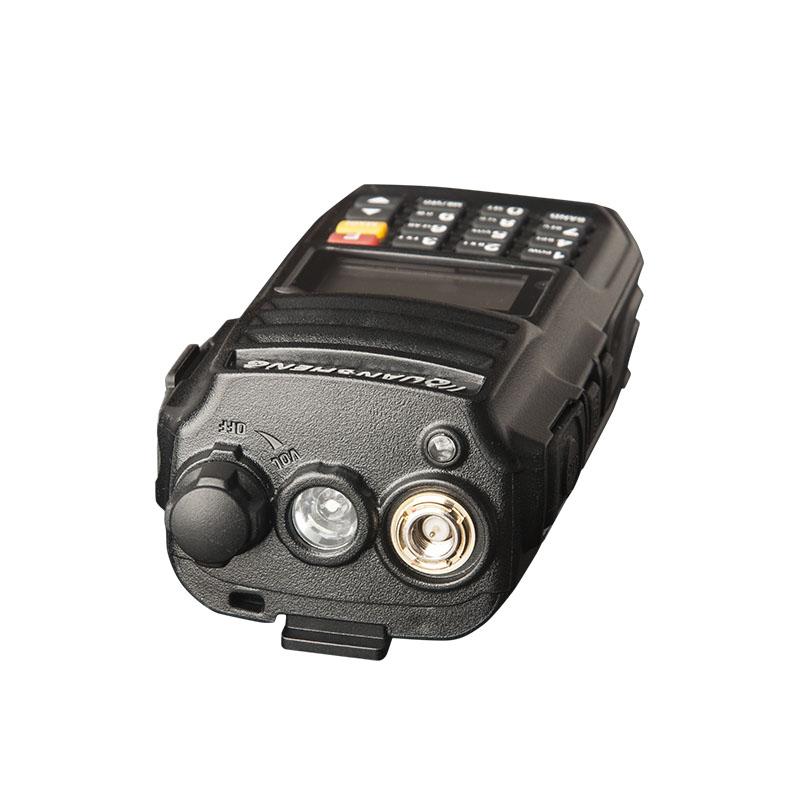 泉盛TG-UV2PLUS对讲机10W大功率 UV双段 黑金刚车载手台自驾游tgu