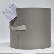 穿孔吸音板影剧院家装主材基础建材10mm穿孔水泥板圆孔型