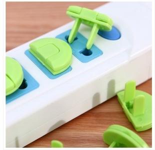 创意家居用品实用 宝宝安全插座保护盖防电保护套排插插孔防护盖