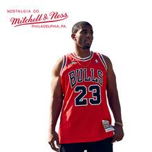 预售Mitchell Ness 复古球衣AUTHENTIC球员版 NBA公牛队 乔丹23号