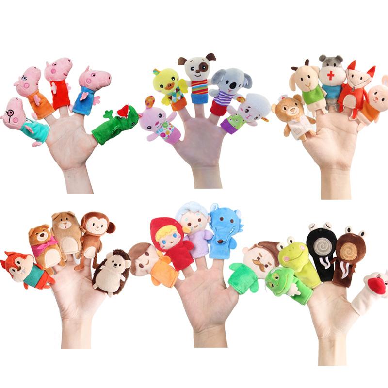 Игрушки на руку Артикул 574155622771