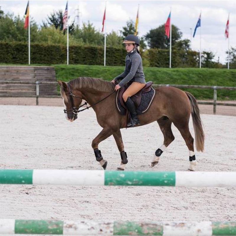 迪卡侬 骑马装马术服装骑马装备儿童马裤马术裤 马术服 FOUGANZA