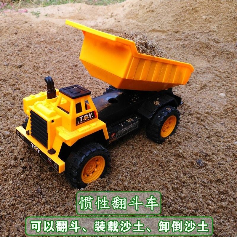 digger machine child truck model young children excavator toy car shoveling machine child