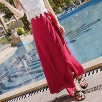 夏季一步裙半裙蕾丝半身裙包臀裙女高腰修身职胰刑裙弹力包裙2018