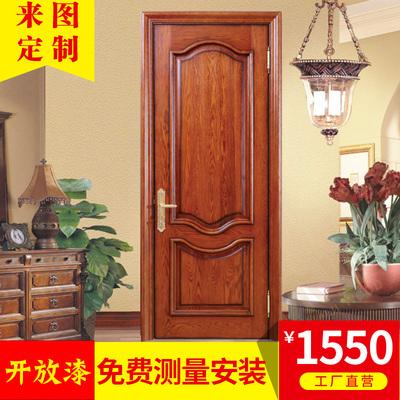 室内套装门实木卧室门口碑如何
