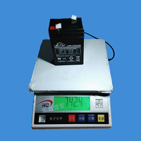 Electronic scale battery 6v4ah battery electronic weighing battery price scales scales children's motorcycle special