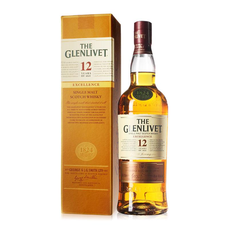 glenlivet威士忌