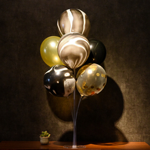 Christmas and New Year's Day Mall Decoration Ornaments Agate Balloon Decoration Shop Window Decorations Birthday Party