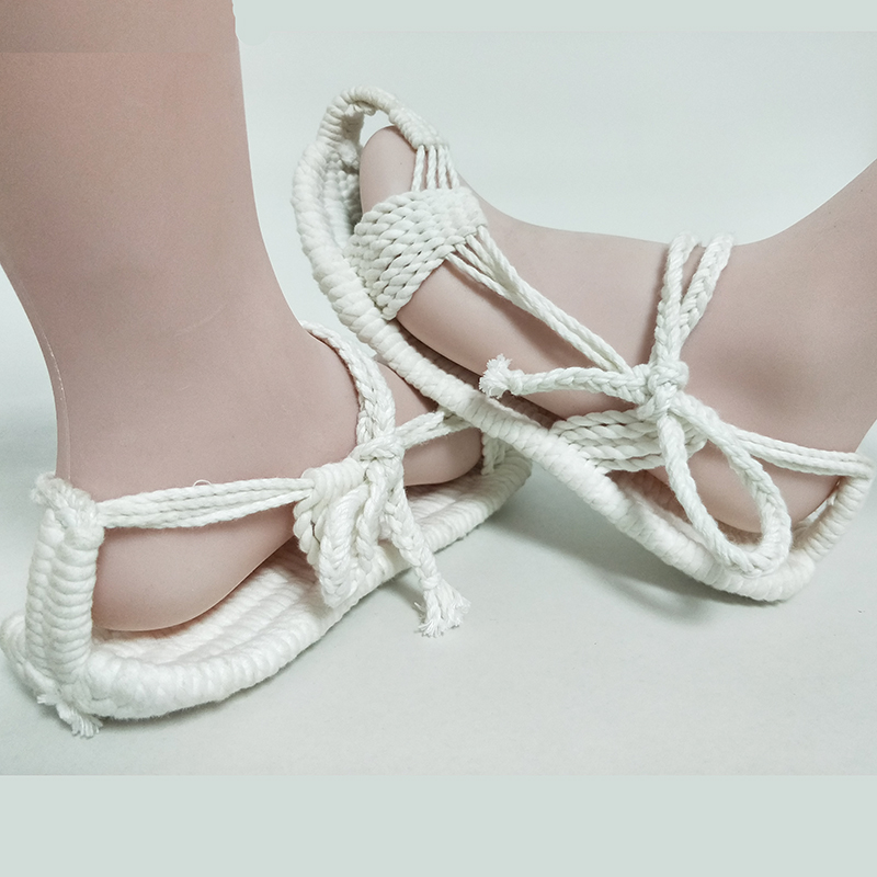 Вязаная и тканевая детская обувь Артикул 565219514589