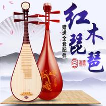 红木琵琶乐器琵琶大人儿童琵琶乐器6913天音