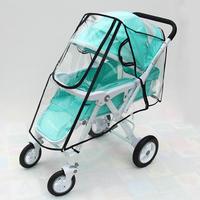 婴儿车防风雨罩