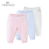 British baby cotton autumn pants newborn pants men and women treasures American cotton spring and autumn trousers 174546