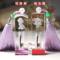 胎毛纪念品diy自制水晶胎毛印章宝宝胎发脐带琉璃印章送出生礼物