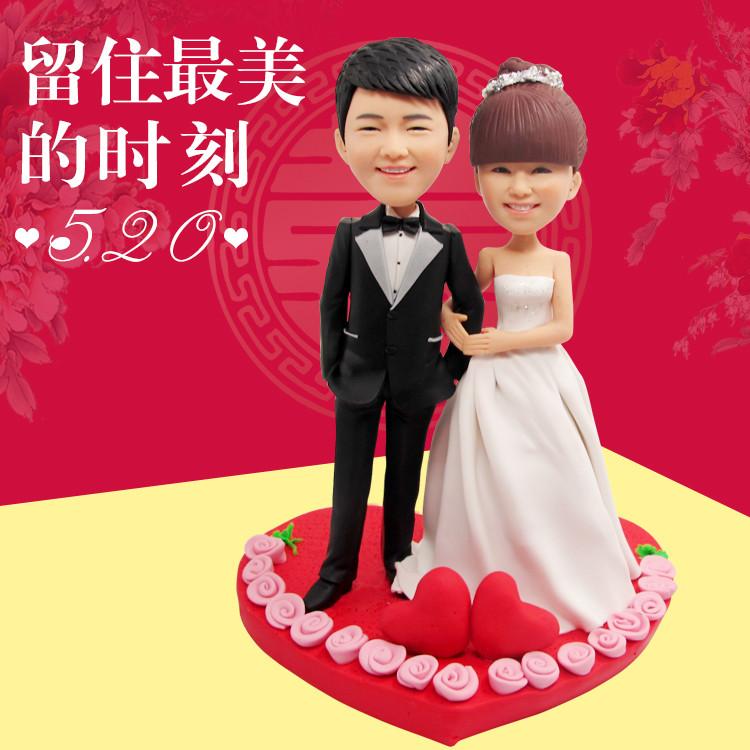 Портретные куклы по фотографии / Статуэтки по фотографии на заказ  Артикул 589406682735