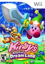PC analog Wii automatic shipping PC playable star card than Chinese version Wii Kirby