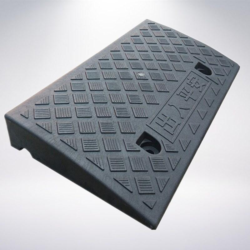 ? 塑料斜坡垫便携式台阶垫汽车爬坡三角垫马路牙垫上坡垫路沿坡