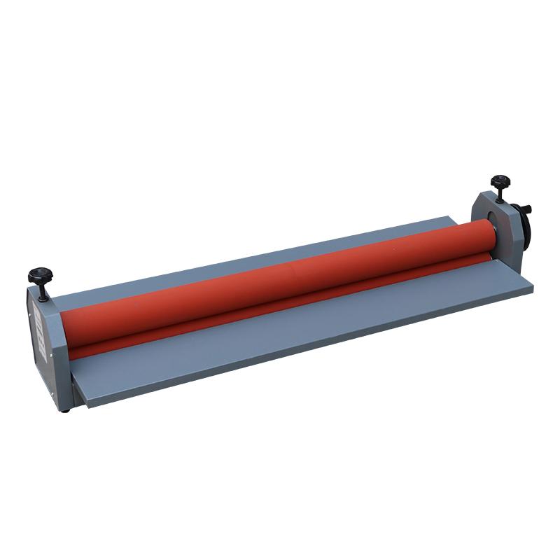 宝预(BYON)TK1000手动冷裱机KT版广告覆膜机PVC相册相片一米压膜机过膜机腹膜机图文相片过膜机