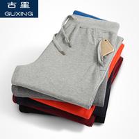 针织薄款长裤