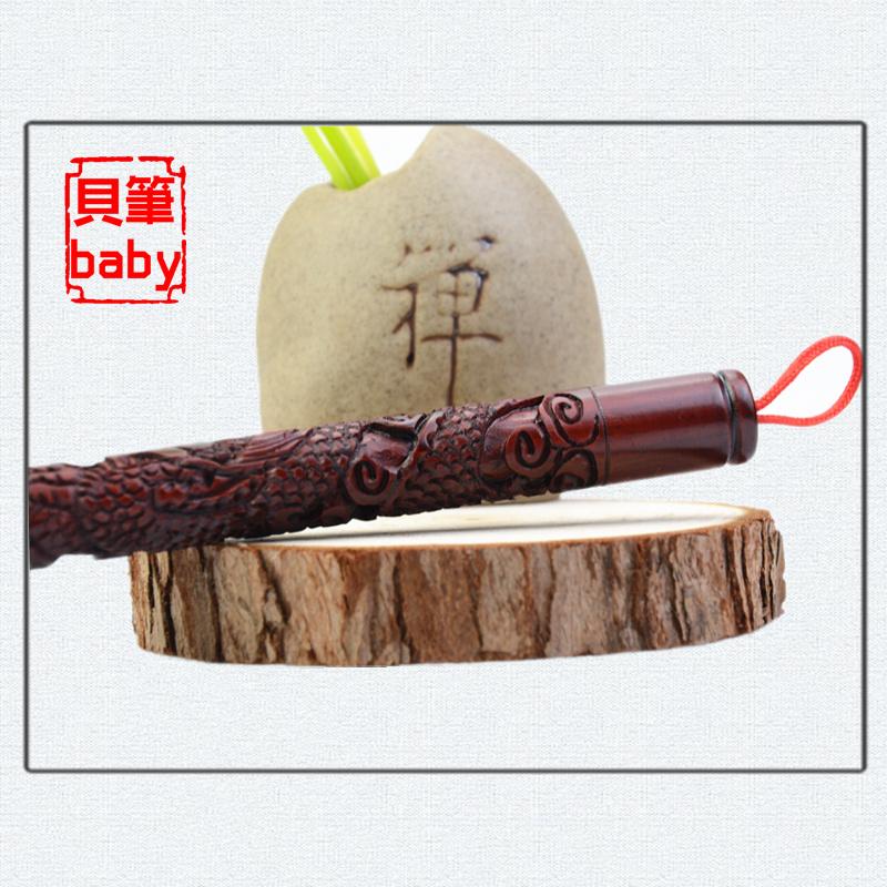 胎毛笔制作定做新生儿宝宝礼物婴儿满月胎毛纪念品自制胎发笔diy