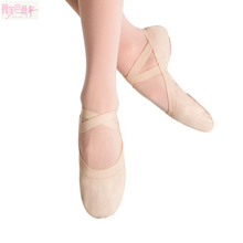 Vima Ballet Australian Imported Bloch Ballet Dance Shape Exercise Shoes Softsole Cat Claw Shoes S0621L