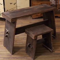 共鸣好折叠便携可拆卸琴凳丨古琴伴侣桐木琴桌