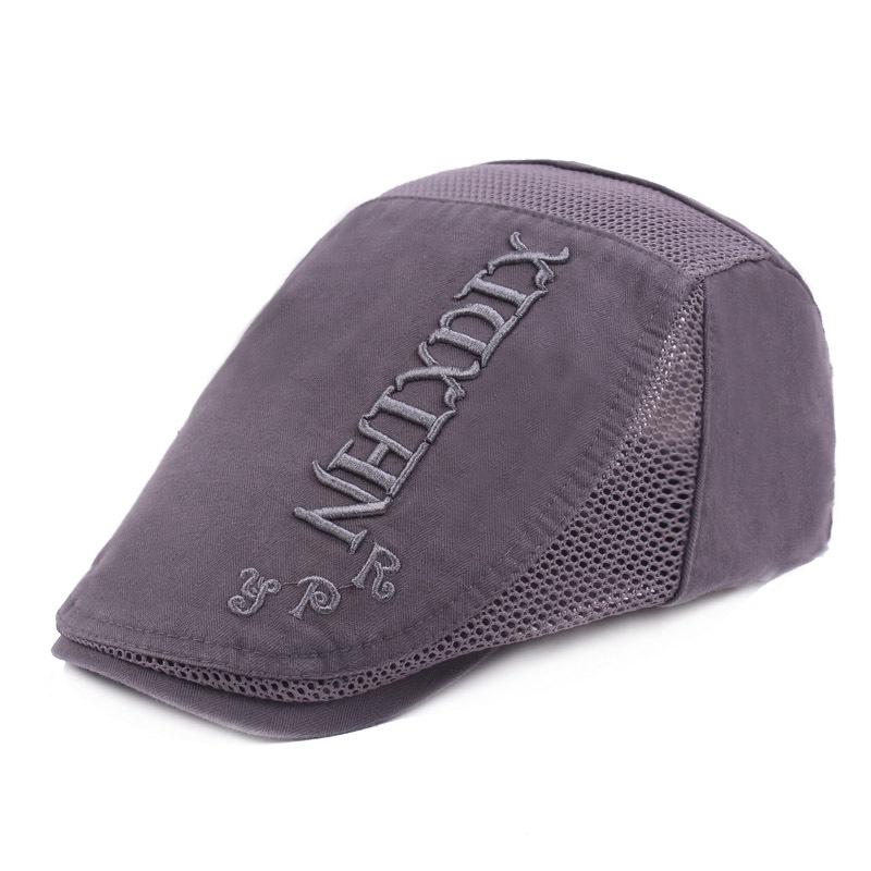 鸭舌帽贝雷帽男款帽子