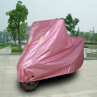 Yadi Emma electric car clothing cover scooter car cover cloth dustproof sunscreen rain battery car cover