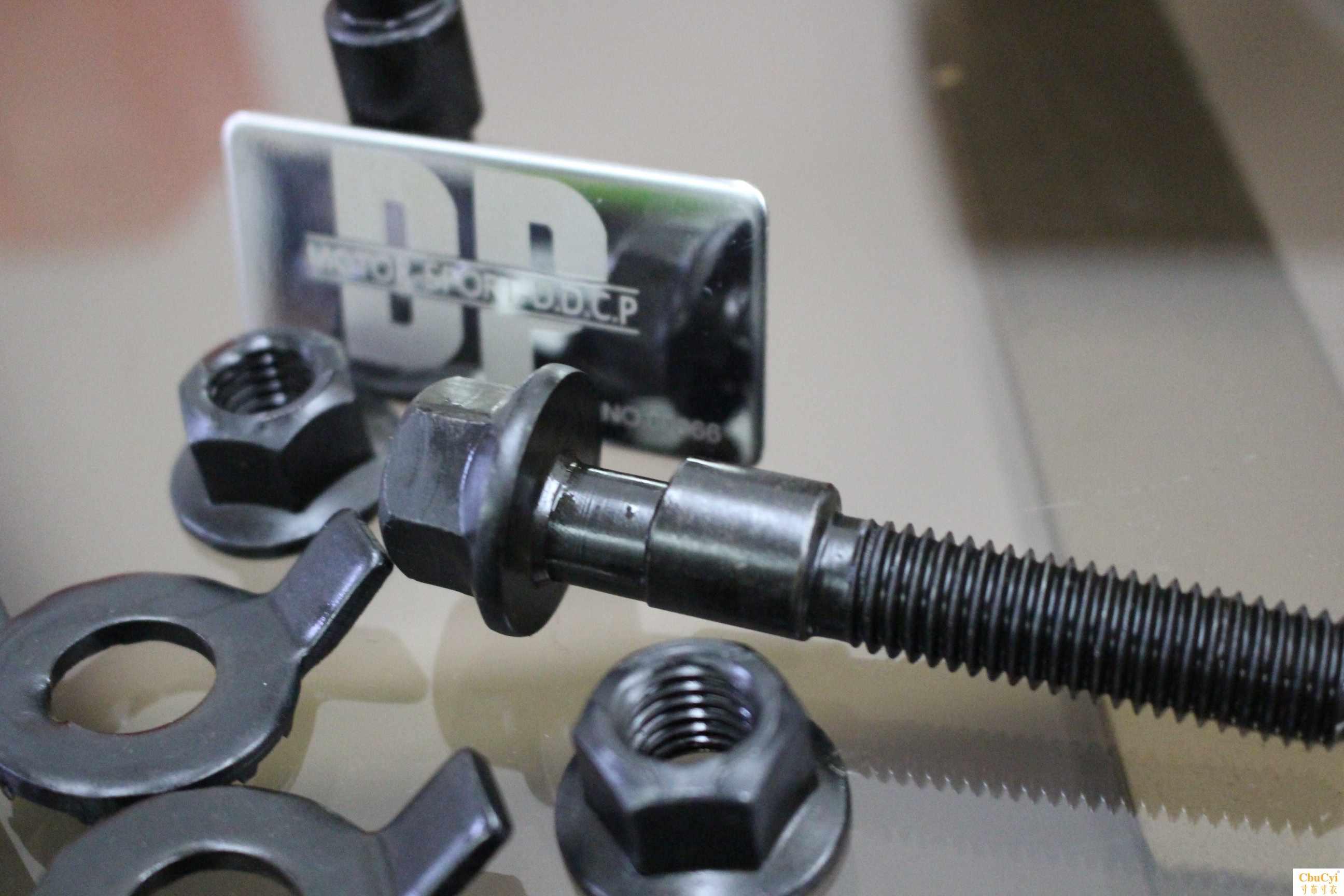 DP新飞度GK5偏心螺丝外倾角调整12.9级