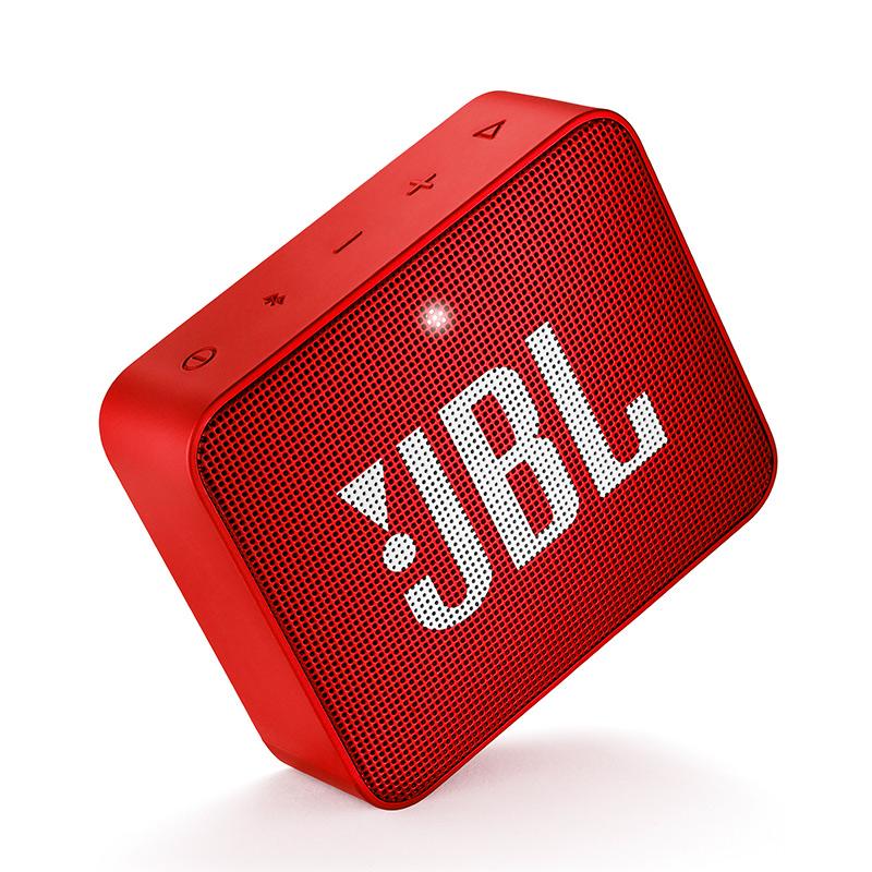 JBL GO2金砖2代无线蓝牙音箱重低音小音响便携式户外迷你低音炮