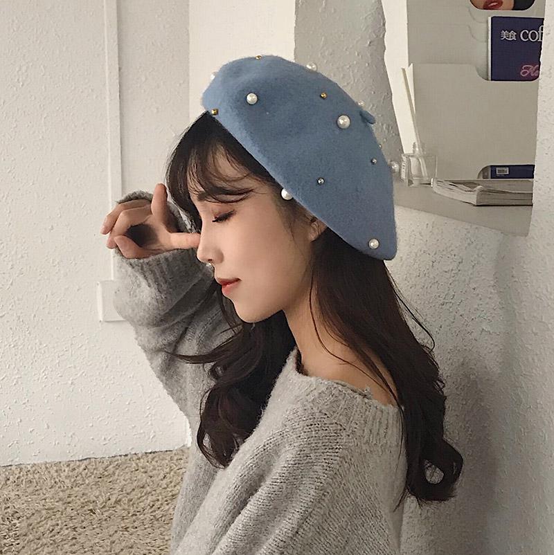 贝雷帽珍珠