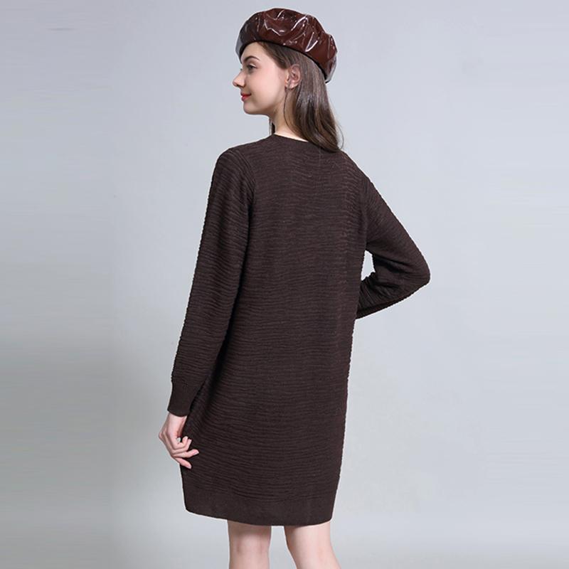 羊毛休闲线衫