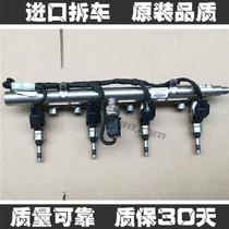 接插件汽车插头喷油嘴插头大众连接器车用防水插头3.52P
