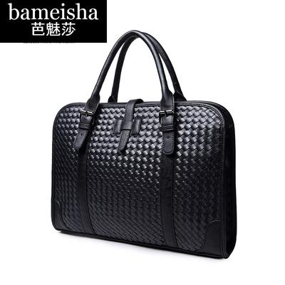 芭魅莎个性2018新款男式包包 韩版时尚男士运动休闲时尚手提包 23