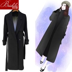 女学生冬季大衣