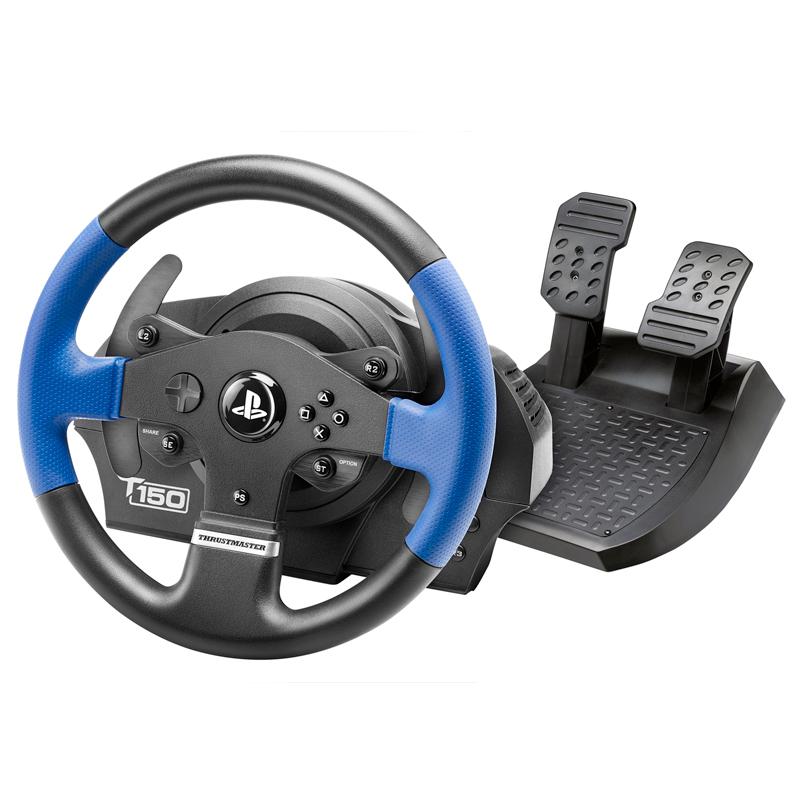 图马思特t150rs力反馈游戏方向盘GT电脑开车ps4/3赛车模拟驾驶器