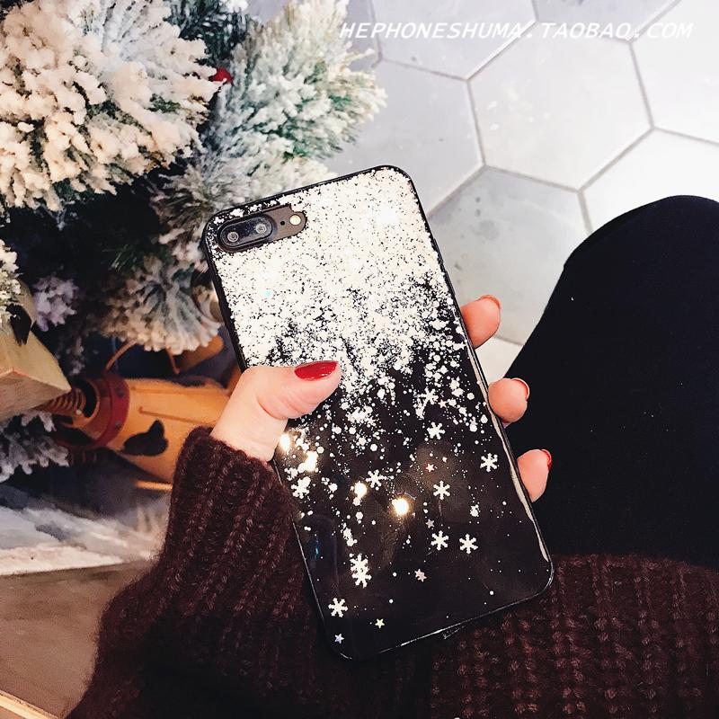 冬季手机壳