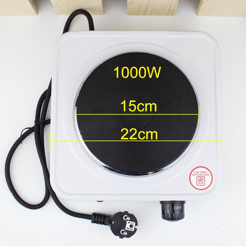 电热炉 烧杯 电炉 口红DIY 电炉灶 家用 商用 可调温咖啡炉1000W
