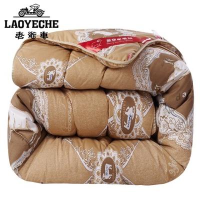 羊毛被【反季促销 特价清仓】正品8斤羊毛被秋冬被芯羊毛被子
