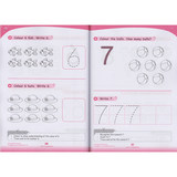 Spot SAP Learning Maths Collection N-K2 Singapore Math English Original Edition Learning Series Kindergarten Workbook 3 Sets Xinya Publishing House Children's English Import Assistant 3-6 years old