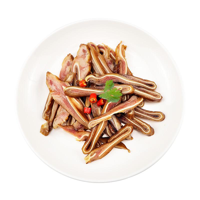 浙江杭州特产万隆酱猪耳朵180g熟食卤味下酒菜即食酒店凉菜美味