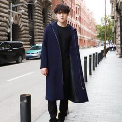 男大衣冬款韩版