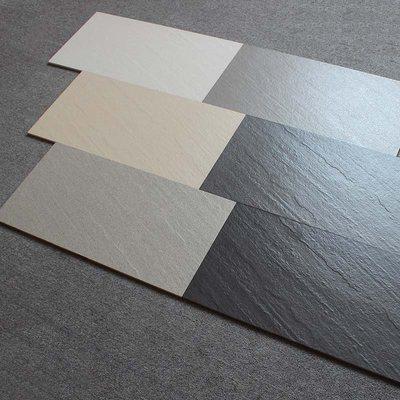 仿古砂岩哑光浅灰色瓷砖 客厅厨卫墙砖地砖厨房卫生间瓷砖300X600