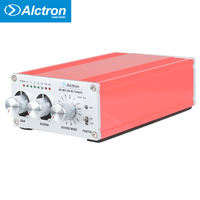 Alctron/Ektron M2MK Preamplifier Front Microphone Amplifier Mini with 18 reverb effects