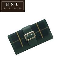 BNU女包2018新款韩版长款钱包手拿包百搭潮流女款钱包包女BQ811