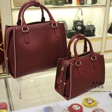 Jiario women's bag purchases pure-color killer bags at the domestic counter 6183013101 6183013111