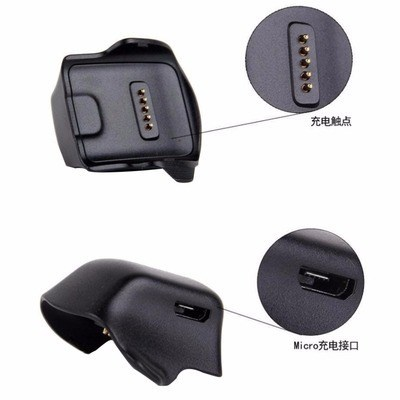 Dock Power Charger Station Charging For Samsung Gear Fit R35