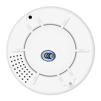 Smoke alarm home fire fire fire smoke detector independent 3C certified commercial sensor