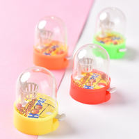 Mini finger shooting machine decompression ball venting puzzle children small toys creative parent-child interactive table games